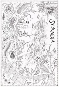 Scandia, part III of We Dream of Blue Whales